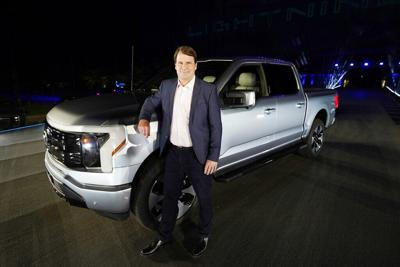 Ford Electric Pickup Truck (copy)
