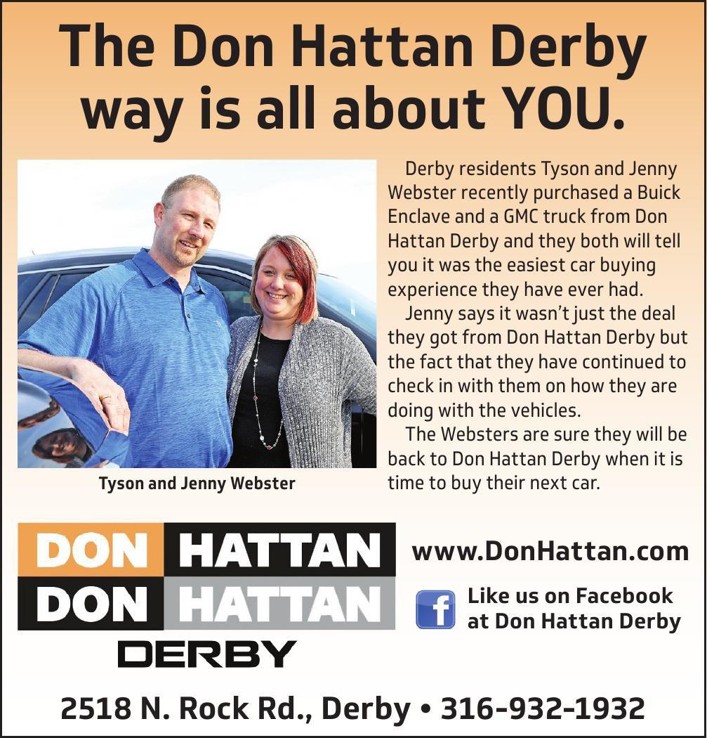 Don Hattan - Derby