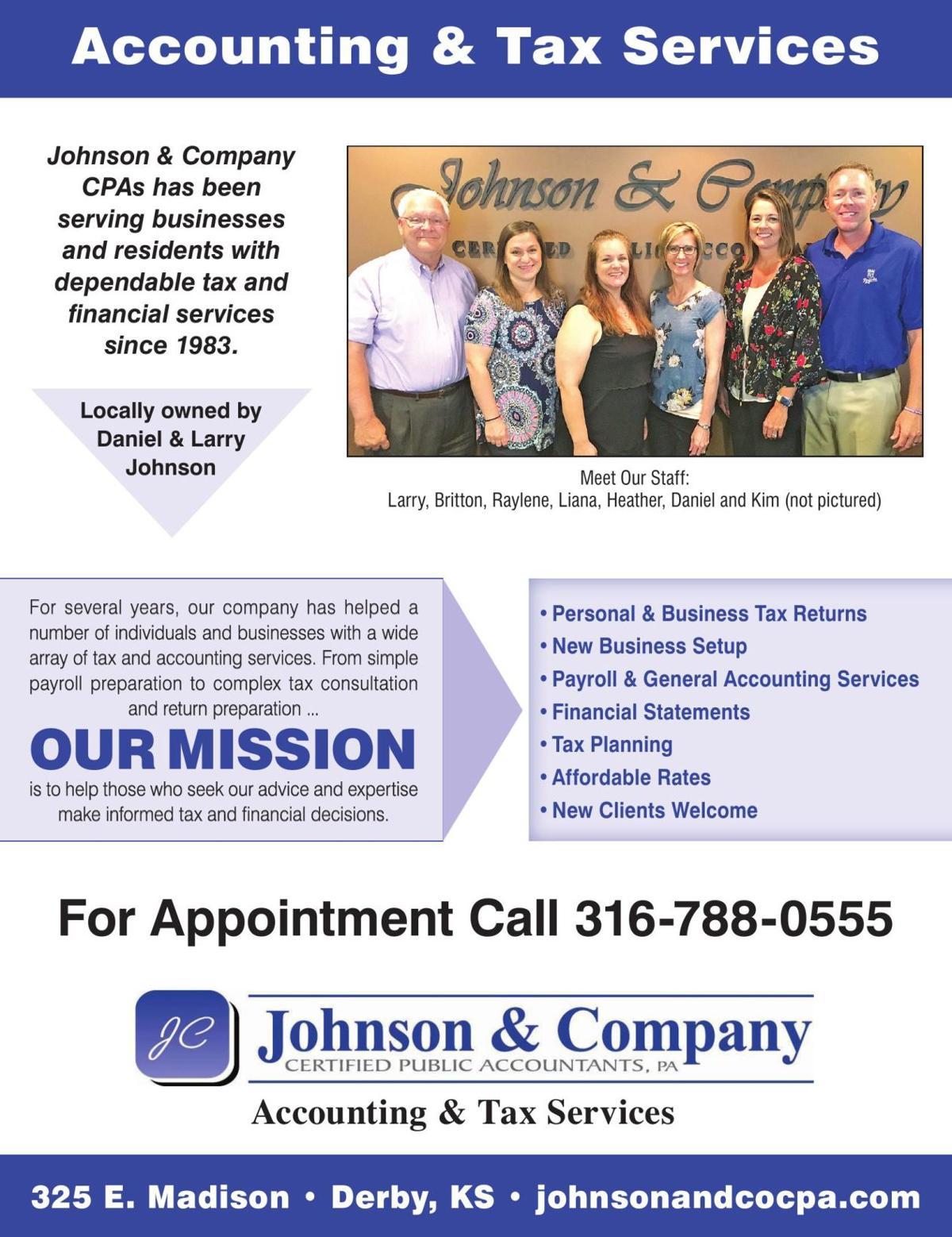 Johnson & Company CPAs