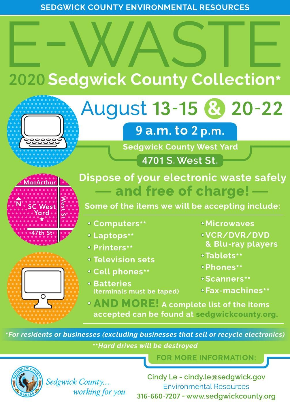 Sedgwick County E-Waste