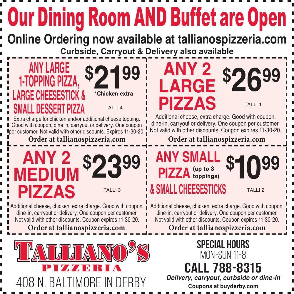 Talliano's Pizzeria