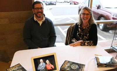 Local teachers unlikely match as co-authors