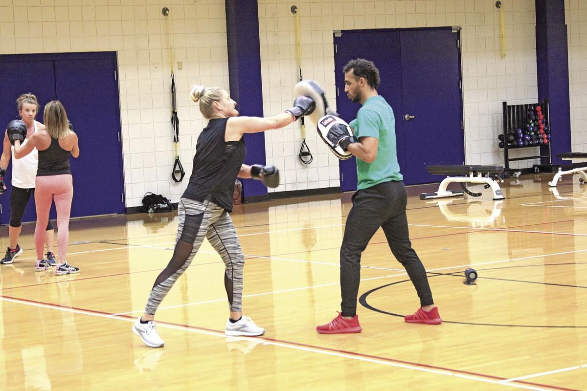 MMA Instructor 2