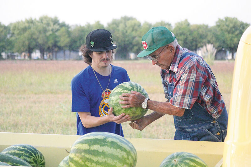 Watermelon man (1)
