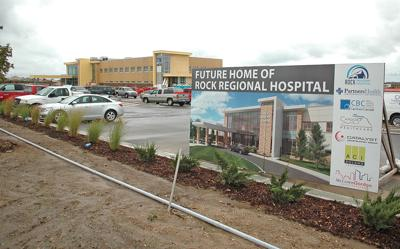 Hospital progresses toward spring opening