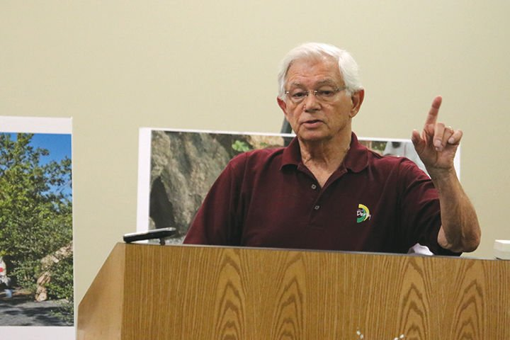 Former Derby Mayor, Dion Avello, spoke out in favor of the project.