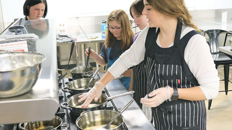 Local Chef Pursues Passion In The Kitchen Zoom Derbyinformer Com