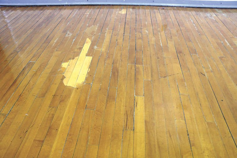 Gym Floor To Be Replaced At Derby Middle School Derby News