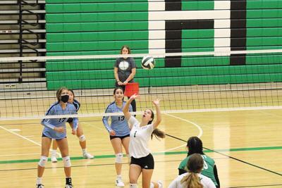 Volleyball 10/9/21