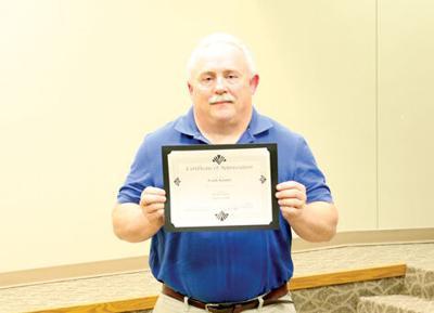Derby Service Award