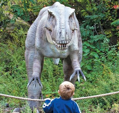 Dino park idea scary to some