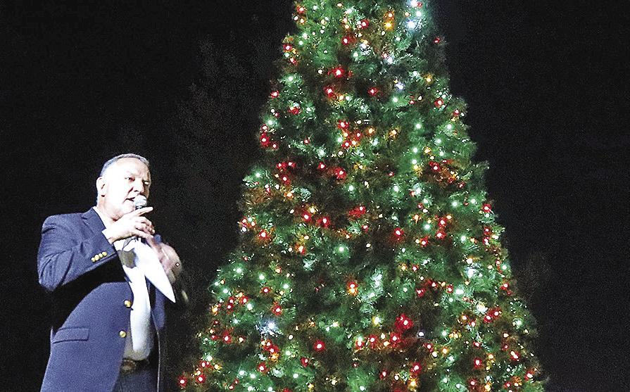 City tree lighting next week at Madison Avenue Central Park