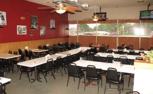 tallianos dining room