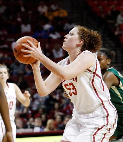 McFarland caps off college career with trip to Sweet 16
