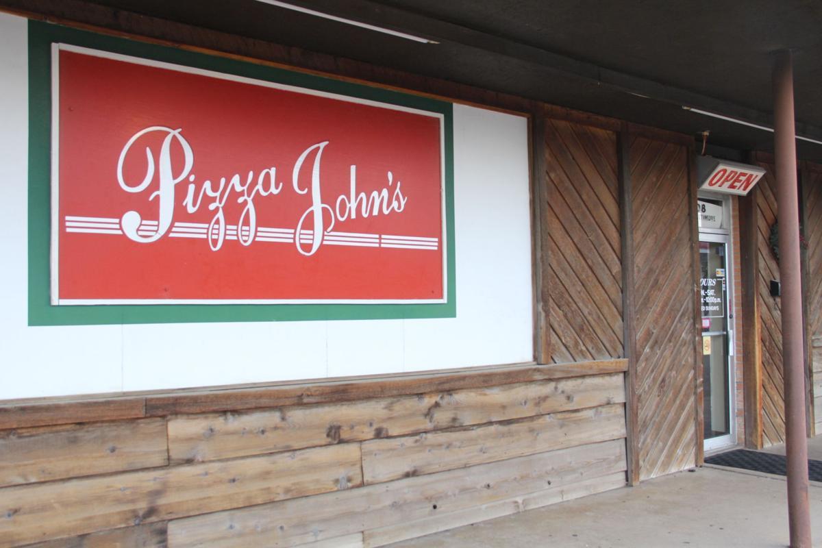 pizza johns building