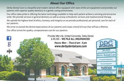 """Derby Dental Care offers """"Air Way Orthodontics"""" for better faces, no braces!"""