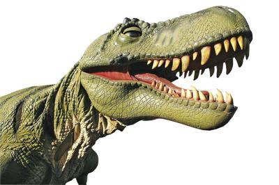Much-anticipated dinosaur park on its way