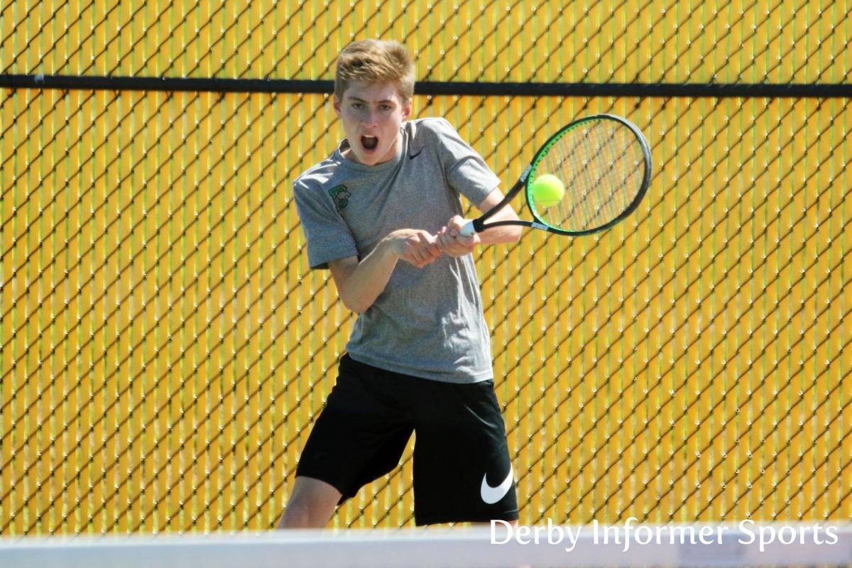 derby sending five to state tennis | sports | derbyinformer