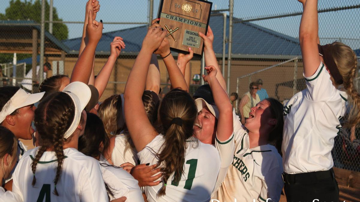 Make it nine: Softball headed back to state