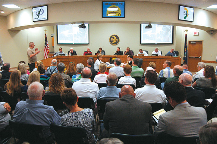 Public comment split on dinosaur park, STAR bond district