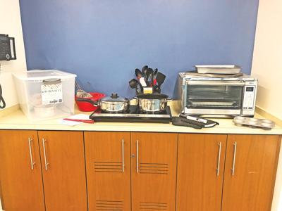 Mulvane Library equipment