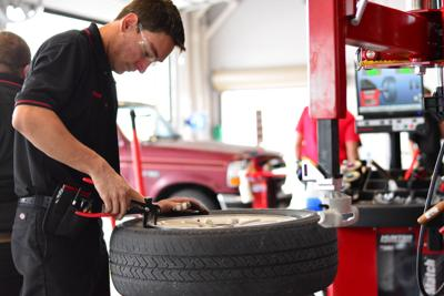 Discount Tire Tulsa >> Discount Tire Opens In Marketplace Frontage News Derbyinformer Com