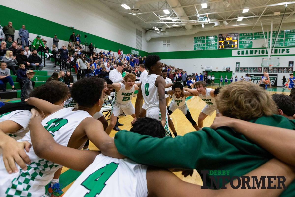 PHOTOS: Derby falls on late Andover basket