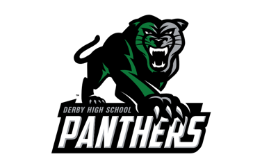 Derby High School graphic (DHS Panthers)
