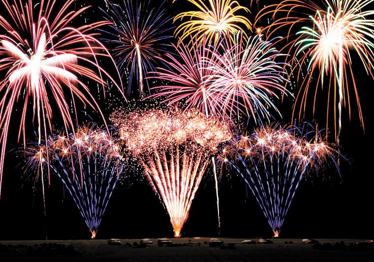 Today is the last day to submit a fireworks sale application
