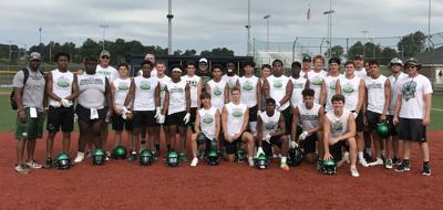 Derby football 7-on-7 Arkansas 2019