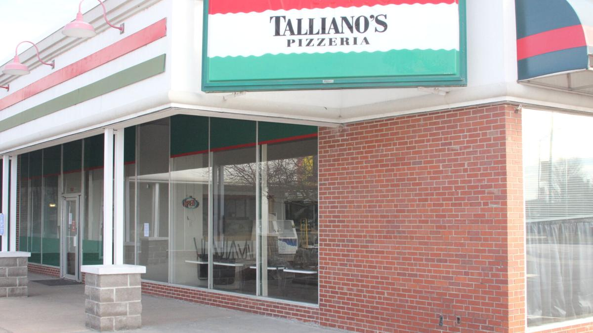 Talliano's closes after nearly three decades in business