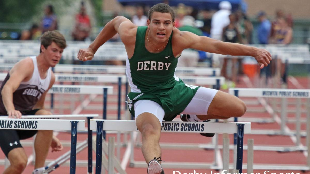 How do Derby's state qualifiers rank in Class 6A?