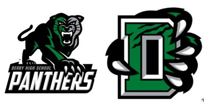 New DHS panther logos 2019