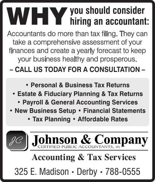 Why hire an accountant?