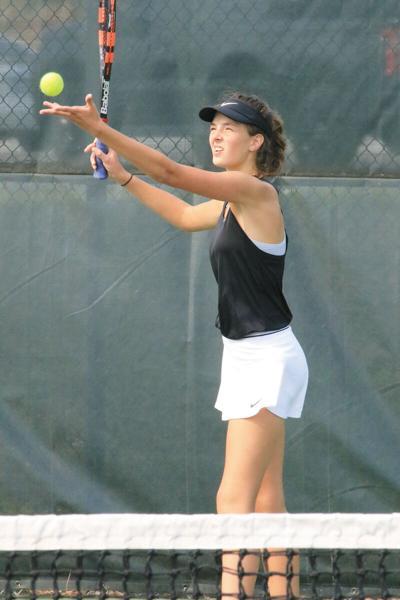 Girls Tennis FSP
