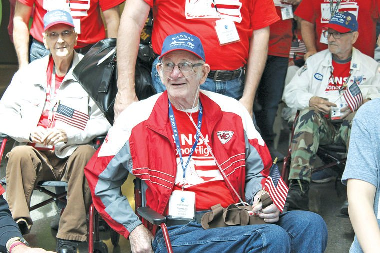 Tanglewood - Kansas Honor Flight (2)