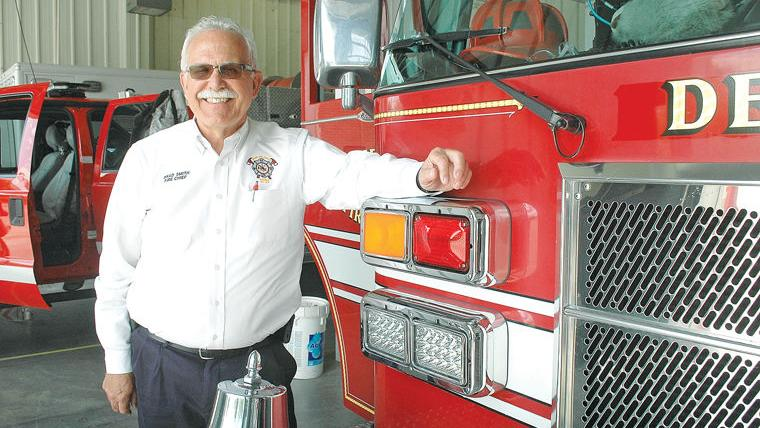 Career winding down for longtime fire chief