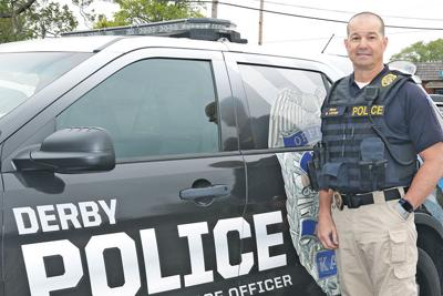 Liston retiring from police department after 27 years