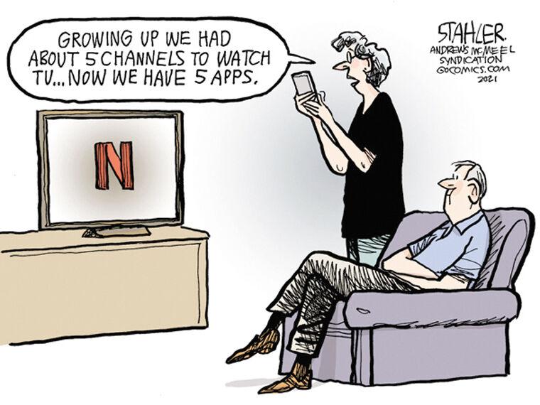 Jeff Stahler Cartoon 6/2
