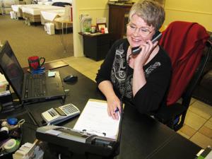 Derby Mattress Owner Sharon Kinney
