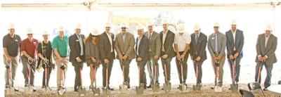 Construction starts on new hospital project