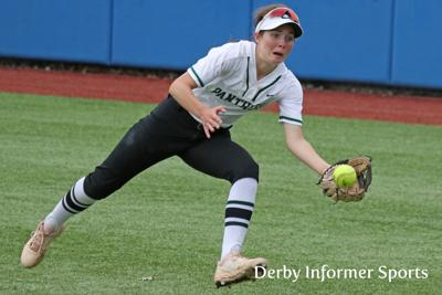 Derby softball vs. Washburn Rural (Paige Paxton) state 2019