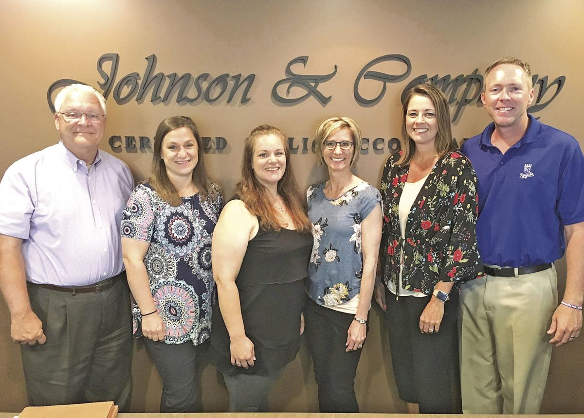 johnson staff photo