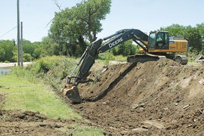 Work starts on latest park addition