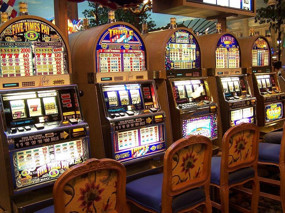 charlevois casino Slot