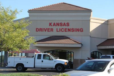 kansas drivers license locations sedgwick county