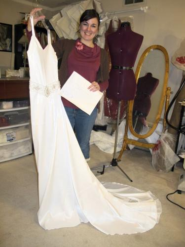 Custom sewing business opening at Madison Place