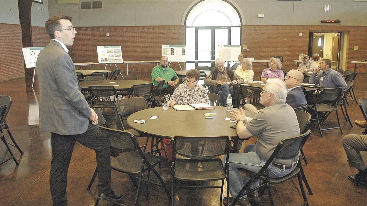 City seeks citizens' input as to Derby's future