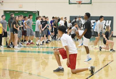 Space constraints limiting Derby High School PE classes | Derby News | derbyinformer.com
