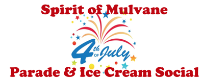 Mulvane 4th parade
